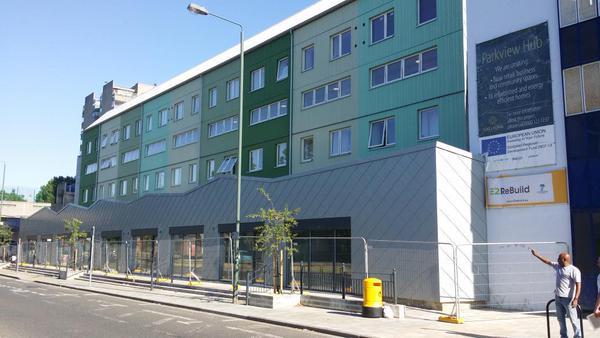 Parkview Hub, London