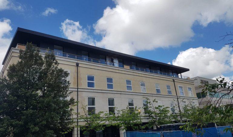 The Paragon Building, Milton Keynes