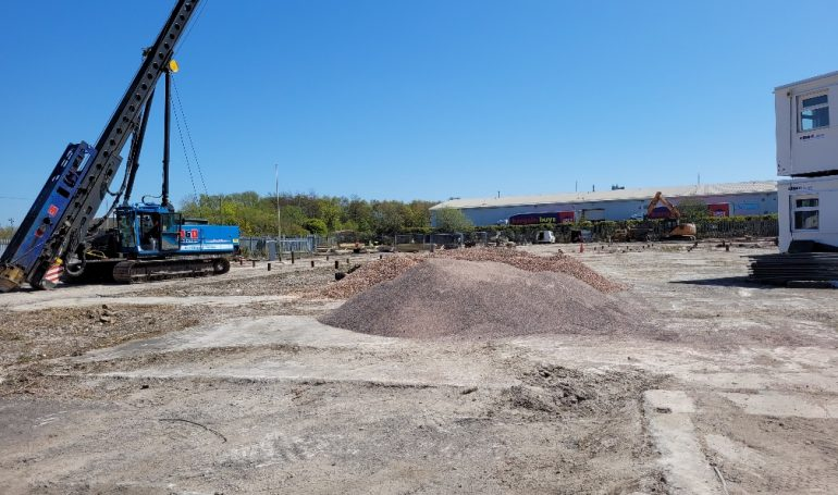Former Gas Works Site, Cardiff