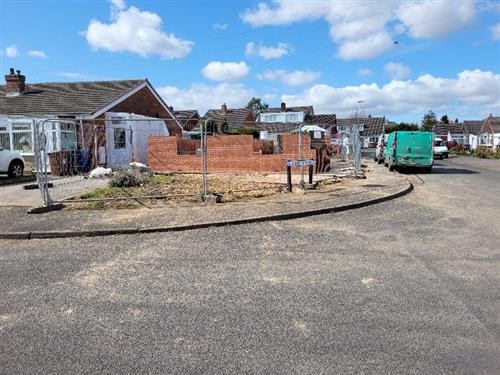 Land At Hornbeam Road, Newbold Verdon