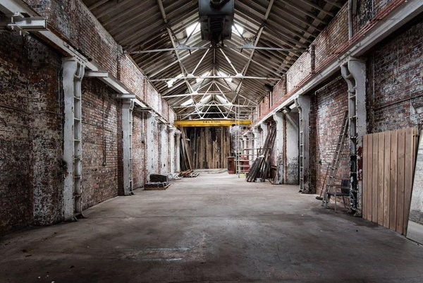 Derwent Works, Henriette Street Gym, Birmingham