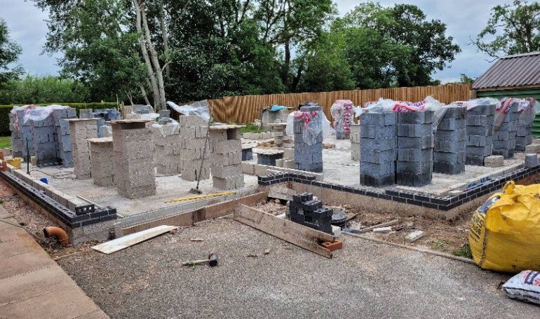 New Build Dwelling, Witherley, Atherstone