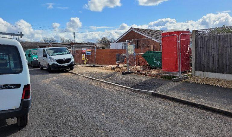 Land Adjacent To Grange Avenue, Staffordshire